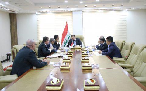 Meeting under the Chairman 0f (IAB) Mr. Ahmed Salem,